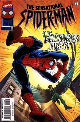 The Sensational Spider-Man (1996-1998) (Comic Book) #17