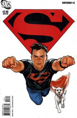 Superboy Vol. 5 (2011) #3