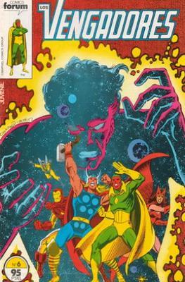 Los Vengadores Vol. 1 (1983-1994) #6
