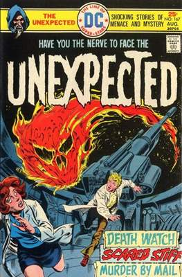 The Unexpected (Comic Book) #167