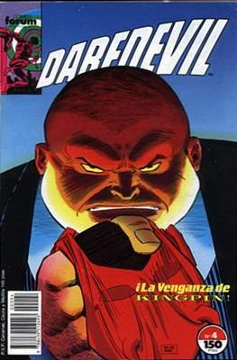 Daredevil Vol. 2 (1989-1992) (Grapa 32 pp) #4