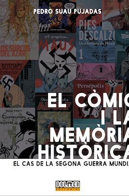 El còmic i la memòria històrica. El cas de la Segona Guerra Mundial (Rústica 224 pp)