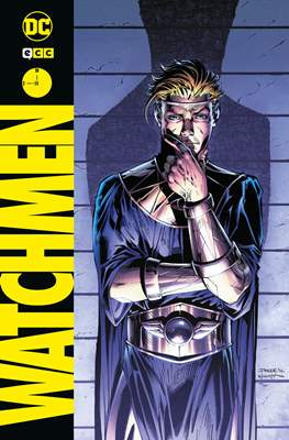 Coleccionable Watchmen (Cartoné) #2