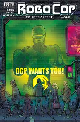 RoboCop: Citizens Arrest (Variant Covers) (Comic Book) #2.1