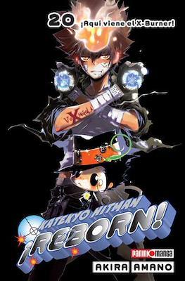 Katekyo Hitman ¡Reborn! (Rústica) #20