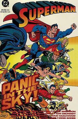 Superman Panic in the Sky!