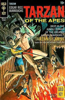 Tarzan (Comic-book) #188