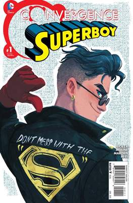 Convergence Superboy #1