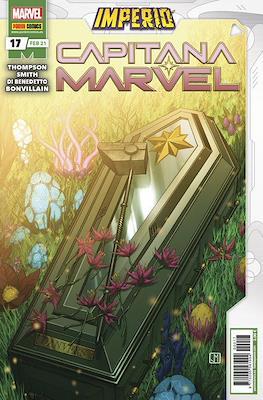 Capitana Marvel (2019-2021) (Grapa) #17