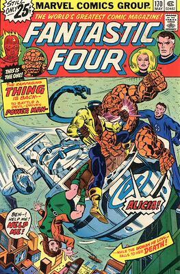 Fantastic Four Vol. 1 (1961-1996) (saddle-stitched) #170