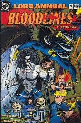 Lobo Annual Vol. 2 (Rústica) #1