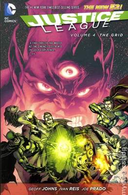 Justice League (2011-2016) (Hardcover) #4