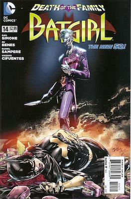 Batgirl Vol. 4 (2011-2016) (Comic-Book) #14