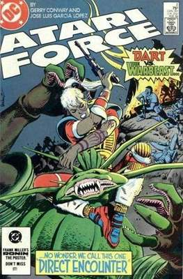 Atari Force (Grapa) #2