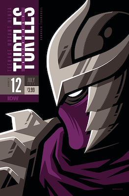 Teenage Mutant Ninja Turtles Universe (Comic Book) #12.1