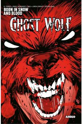 Ghost Wolf: Born in Snow and Blood
