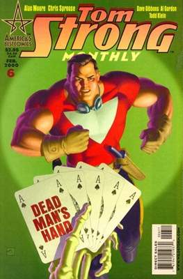 Tom Strong (Comic Book) #6