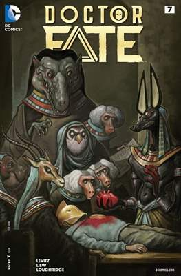 Doctor Fate (Grapa) #7