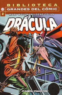 Biblioteca Grandes del Cómic: Drácula (2002-2004) #2
