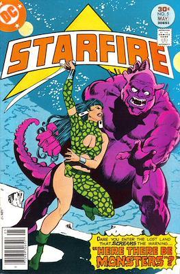 Starfire (Comic Book) #5