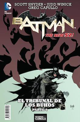 Batman: El tribunal de los búhos #4