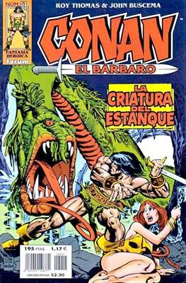 Conan el Bárbaro (1998-2001) (Grapa 24 pp) #51