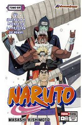 Naruto (Rústica) #50