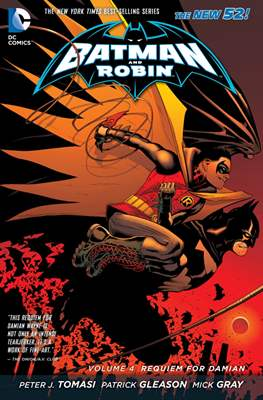 Batman and Robin Vol. 2 (2011-2015) (Siftciver) #4