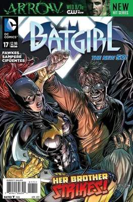 Batgirl Vol. 4 (2011-2016) (Comic-Book) #17