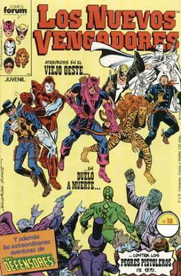 Los Nuevos Vengadores Vol. 1 (1987-1994) (Grapa 32 pp) #18