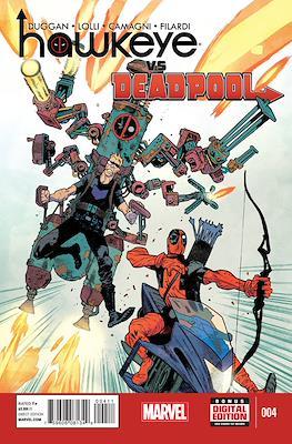 Hawkeye vs. Deadpool (2014-2015) (comic-book) #4