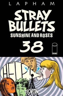 Stray Bullets: Sunshine and Roses (Comic Book) #38