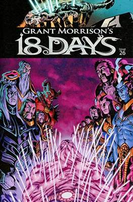 Grant Morrison's 18 Days (Comic Book) #26