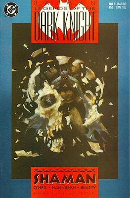 Batman: Legends of the Dark Knight Vol. 1 (1989-2007) (Comic Book) #5
