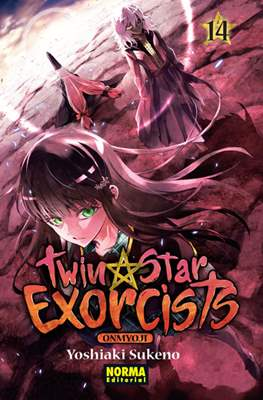 Twin Star Exorcists: Onmyouji #14