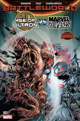 Age of Ultron Vs. Marvel Zombies (Comic-book) #2