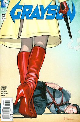 Grayson (2014-2016) (Comic-Book) #13