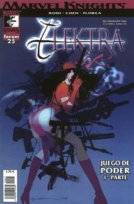 Elektra (2002-2004). Marvel Knights (Grapa 24 pp) #25