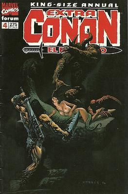 Extra Conan. El bárbaro (Grapa 40 pp) #4