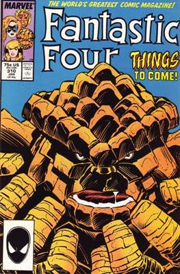 Fantastic Four Vol. 1 (1961-1996) (saddle-stitched) #310