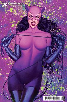 Catwoman Vol. 5 (2018- Variant Cover) #32