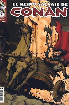 El Reino Salvaje de Conan (Grapa 48-80 pp) #39