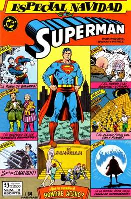 Superman Especial Vol. 2 (Grapa 64 pp) #3