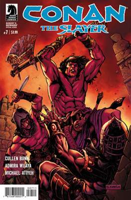 Conan The Slayer (Comic-book) #7