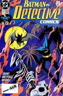 Detective Comics Vol. 1 (1937-2011; 2016-) (Comic Book) #621