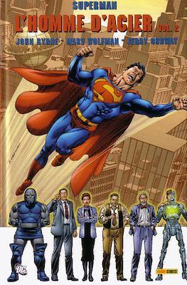 Superman. L'homme d'acier (Cartonné) #2