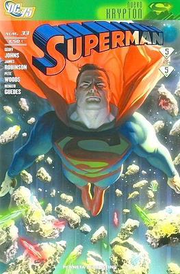 Superman (2007-2012) (Grapa. 48 pp) #33