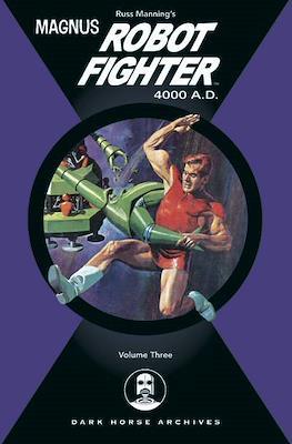 Magnus Robot Fighter Archives #3