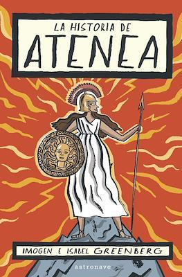 La historia de Atenea (Cartoné 64 pp) #