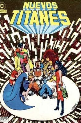 Nuevos Titanes Vol. 1 (1984-1988) (Grapa 40 pp) #26